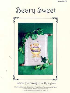 Beary Sweet (w/charm)
