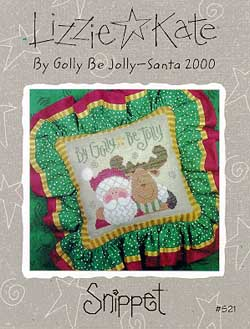 By Golly Be Jolly-Santa 2000