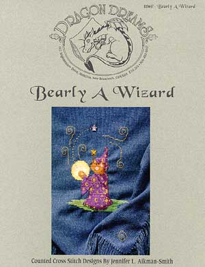 Bearly A Wizard