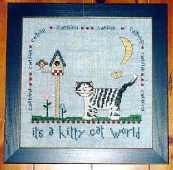 Kitty Cat World