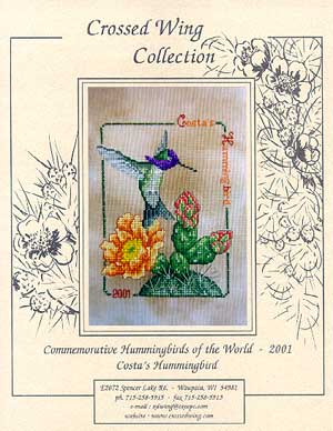 Costa's Hummingbird 2001