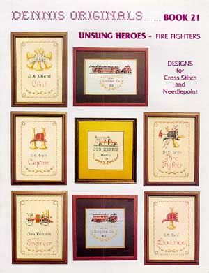 Unsung Heroes-Fire Fighters