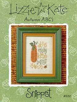 Autumn ABC's