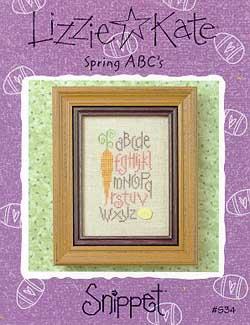 Spring ABC's