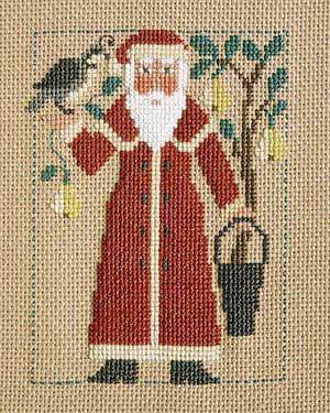 2001 Schooler Santa