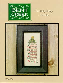 Holly Berry Sampler
