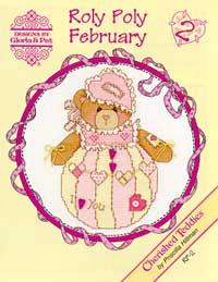 Roly Polys-February (Cherished Teddies)