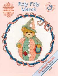Roly Polys-March (Cherished Teddies)