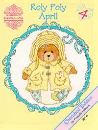 Roly Polys-April (Cherished Teddies)