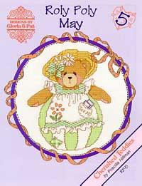 Roly Polys-May (Cherished Teddies)