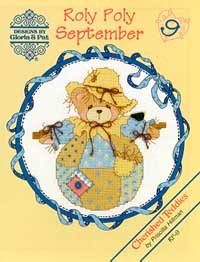 Roly Polys-September (Cherished Teddies)