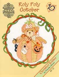 Roly Polys-October (Cherished Teddies)