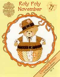 Roly Polys-November (Cherished Teddies)