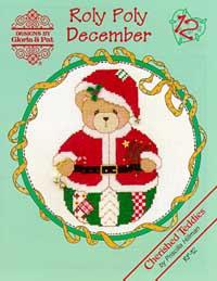 Roly Polys-December (Cherished Teddies)