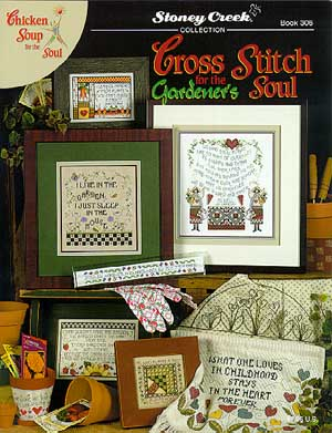 Cross Stitch For Gardener Soul