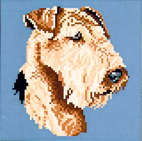 Airedale (Head)