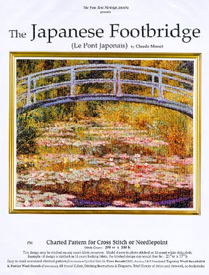 Japanese Footbridge, The (Monet)