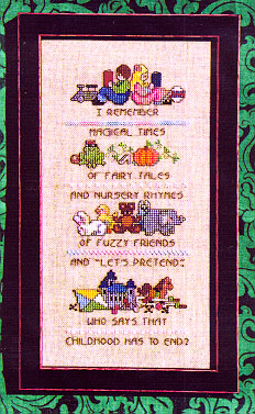 Childhood Memories Sampler
