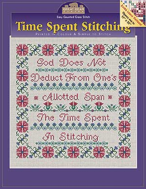 Time Spent Stitching