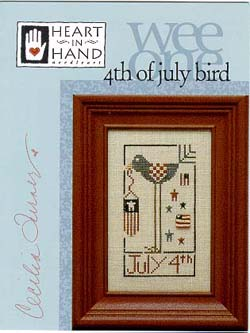 4th Of July Bird