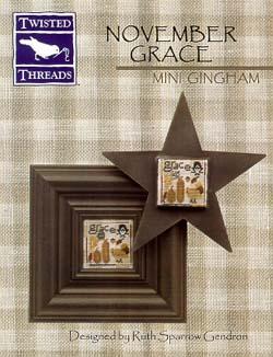 Mini Gingham-November Grace