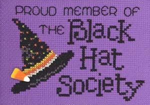 Black Hat Society (w/charm)