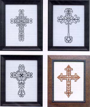 Traditional Crosses I