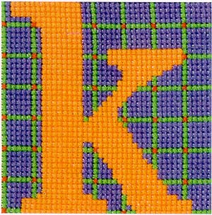 Just Letters K