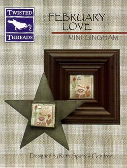 Mini Gingham-February Love