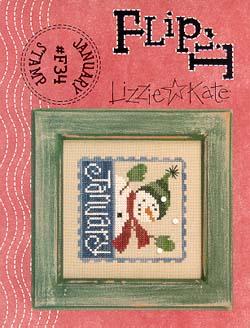 Flip-It Stamp January