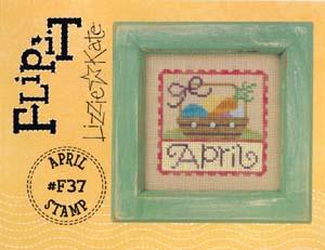 Flip-It Stamp April