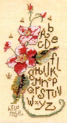 Wild Rose Sampler