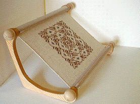 Lap-Stitch Frame-Original