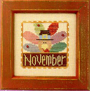 Flip-It Stamp November