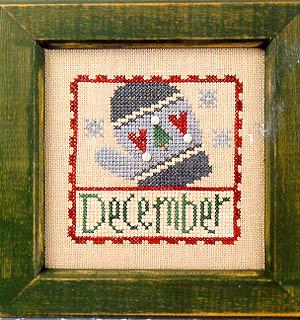 Flip-It Stamp December