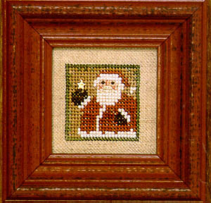 Littles-Santa