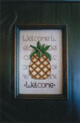 Pineapple Welcome, A