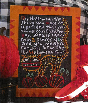 Halloween Fun (Chart Only)