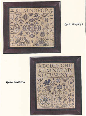 Quaker Samplings