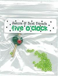 Five O'Clock Accessories Pack