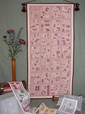 ABC Tapestry (30 pages)