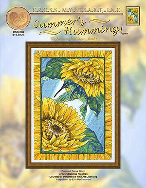 Summer's Humming (Hummingbird1)