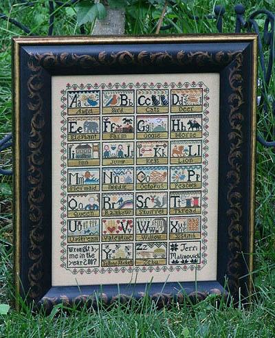 Alphabet Blocks (Whole Kit & C