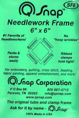Q Snap Frame 6 x 6