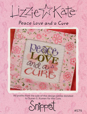 Peace Love And A Cure