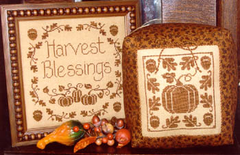 Harvest Blessings (One Color Wonders)