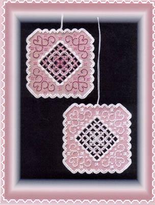 Pretty In Pink Ornament II