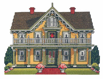 Country Victorian Cottage