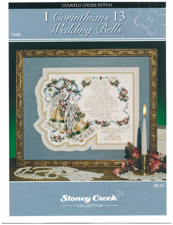 1 Corinthians 13 - Wedding Bells (Chartpack)