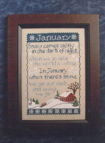 Monthly Sampler: January